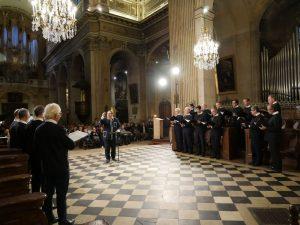 Concert de Noël à Deuil-la-Barre (95)